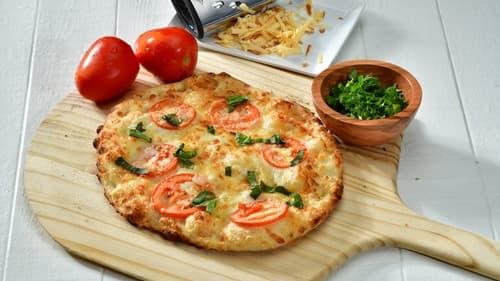 кето пицца