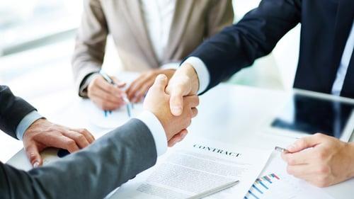 Получаем отличные условия на переговорах