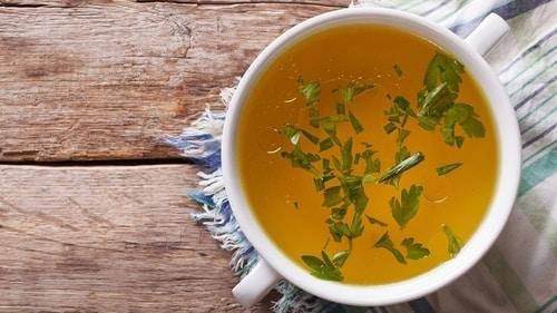 суп на кето диете