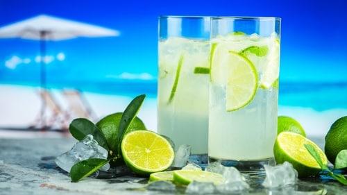 лимонад на кето