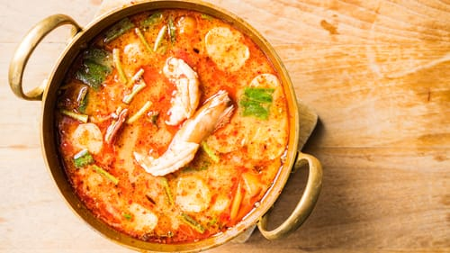 северный суп кето