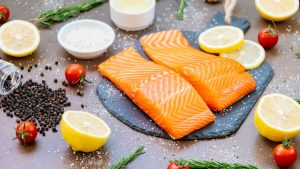 Рыба на кето диете