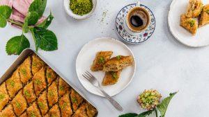 Кето пахлава и другие рецепты