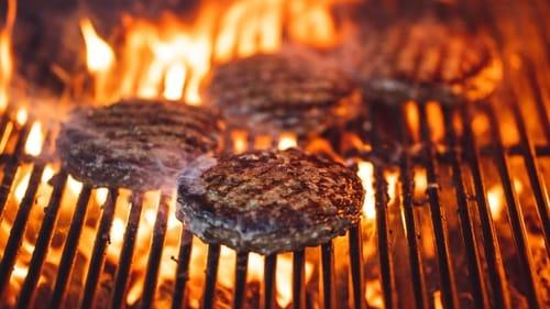 кето гамбургер рецепт
