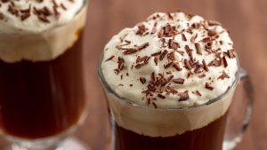 Кето кофе по ирландки