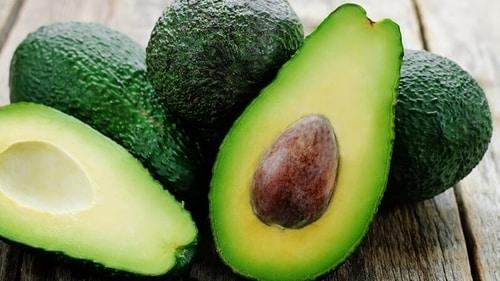 начинка из авокадо для кето