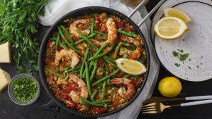 испанские кето блюда