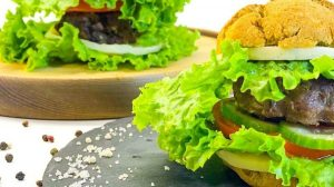 рецепты кето гамбургера видео